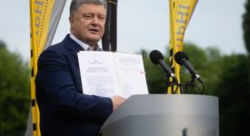 Президент підписав Указ про розвиток системи спортивної реабілітації учасників бойових дій, які брали участь в АТО, відсічі і стримуванні збройної агресії Росії на Донбасі